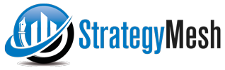 StrategyMesh Logo